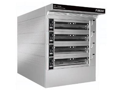Elektrikli Katlı Fırın ( 2880 ekmek/8 saat )