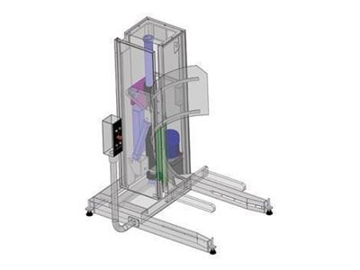 Otomatik  Kaldırma Devirme Makinesi / Fimak Fkd-250