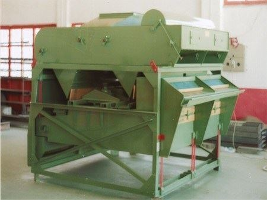 Çöp Sasörü - 30 ton / saat