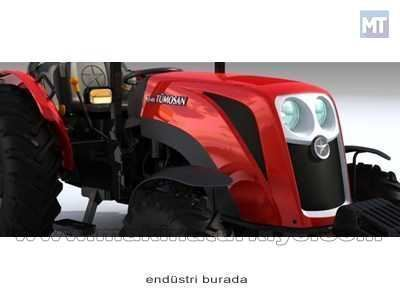 Tümosan Traktör /  Tümosan 50.45 Dtb