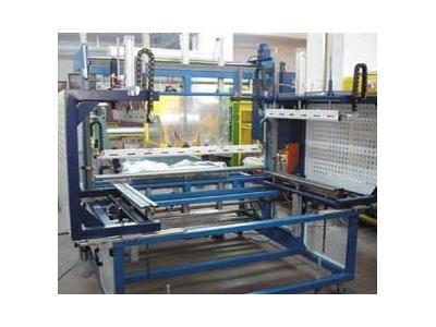 Tam Otomatik Yalıtım Ve Köpük Paketleme Makinesi