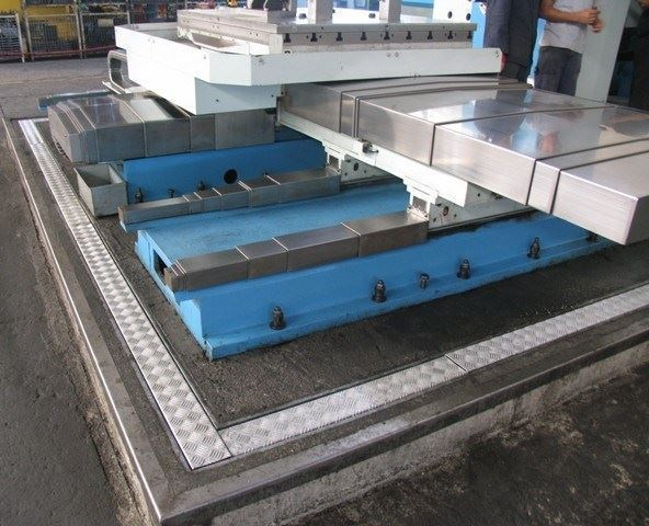 Tabladan Hareketli CNC Borverk Femco BMC 110 R3 ( Tabla: 1440*1600 mm )