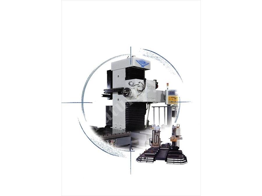 Yer Tipi Cnc Borverk / Chan Chun Hsıung Cbm-135p