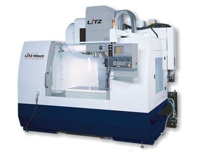 LİTZ MV 1400 CNC Dik İşleme Merkezi - Lineer Kızak - Tabla:1400*620  mm