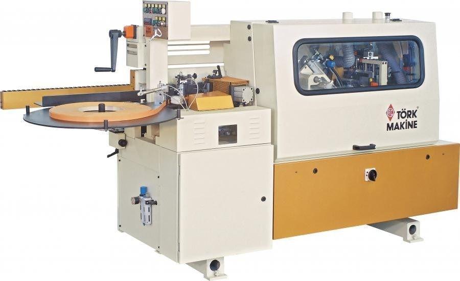 Otomatik Kenar Yapıştırma Makinesi / Törk Preband 5