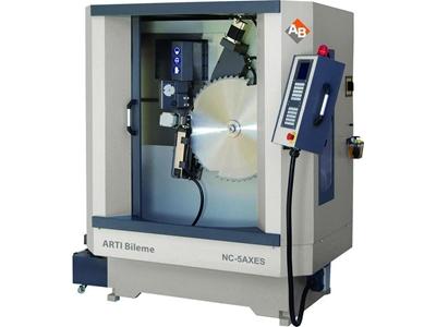 Nc Otomatik Tct Uçlu Daire Testere Bileme Makinası