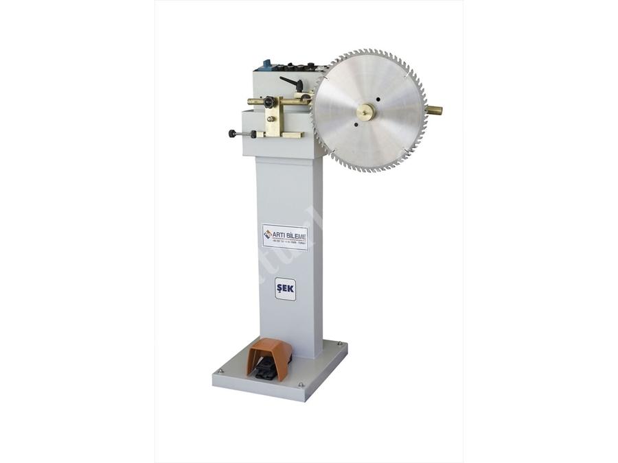 Daire Testere Tct Uç Kaynak Makinası