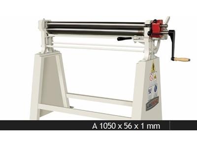 Asimetrik 3 Toplu Silindir / Akbend A 1050 X 56 X 1 Mm
