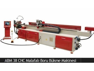 Cnc Malafalı Boru Bükme Makinesi