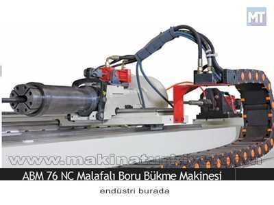 Nc Malafalı Boru Bükme Makinesi