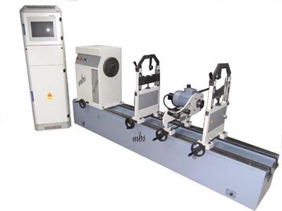 Rotor Balans Makinesi (Kayış +şaft Tahrik)