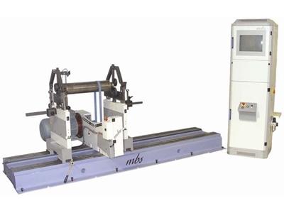Endüstriyel Rotor Balans Makinası (Kayış Tahrik)