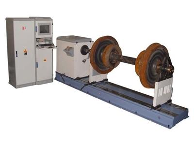 Ağır Yatay Dinamik Balans Makinesi