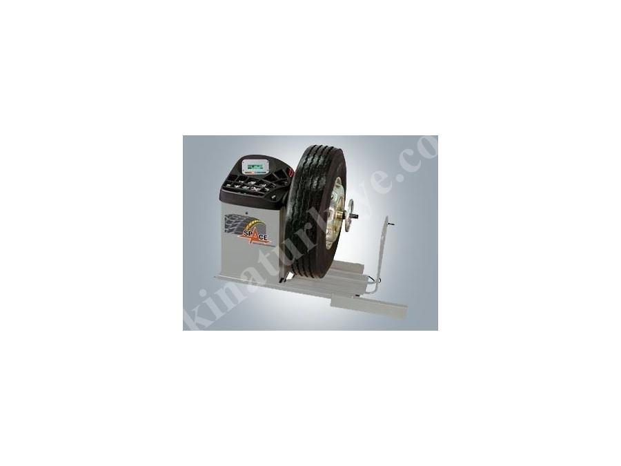 Sabit Balans Makinası (Ağır Vasıta Grubu)