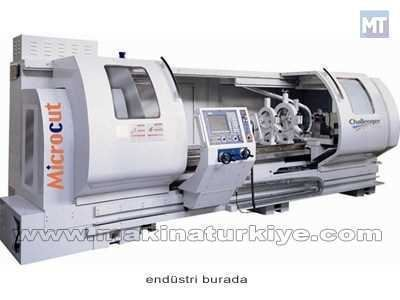 Yatay Bankolu Cnc Torna / Challenger Bnc-2640