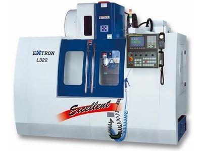 Lineer Rulman Kızaklı Dik İşleme Merkezi / Extron L322