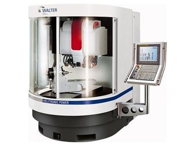Walter Helitronic Power 320 mm Takım İmalat Ve Bileme Tezgahı