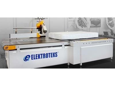 Yatak Kenar Kapama Makinası Elektroteks KYK-S