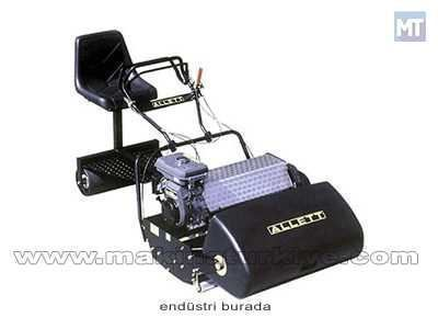 Silindirik Bıçaklı Çim Biçme Makinesi 864 mm (koltuklu)