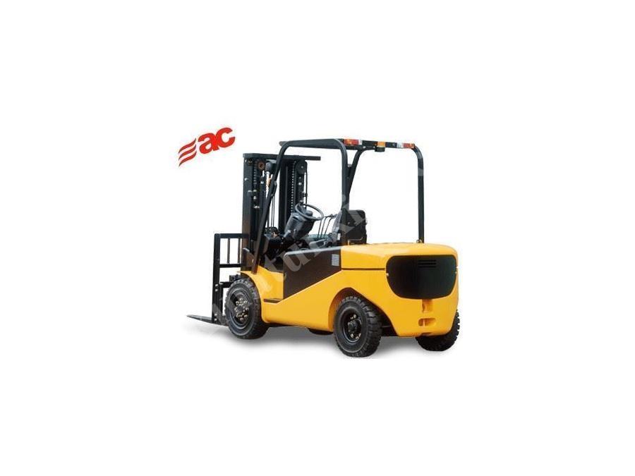 Akülü Forklift ( 5 Ton )