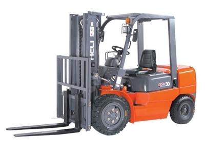 Dizel Forklift Makinası / Helı Cpcd 35
