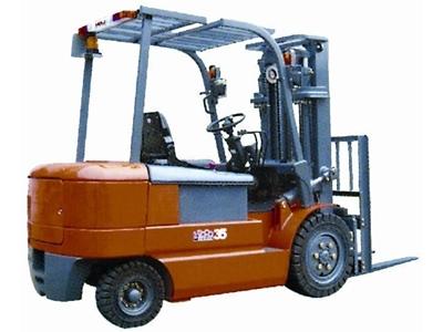 4 Tekerlikli Akülü Forklift Makinası / Heli Cpd35