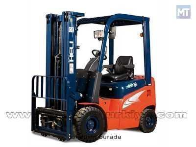 3 Tekerlikli Akülü Forklift Makinası ( 1800 Kg )