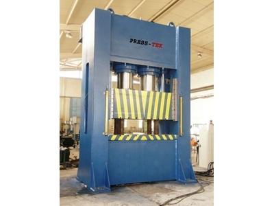 300 Ton Hidrolik Form Verme Presi Press-Tek Htep800 300t