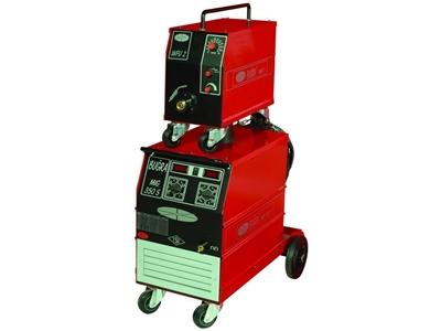 Mıg/Mag Kaynak Makinesi / Buğra Mıg 350t Varıolu