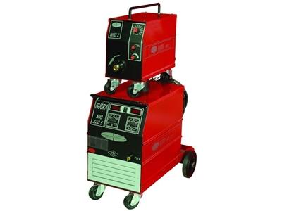 Mıg/Mag Kaynak Makinesi / Buğra Mıg 320s Varıolu