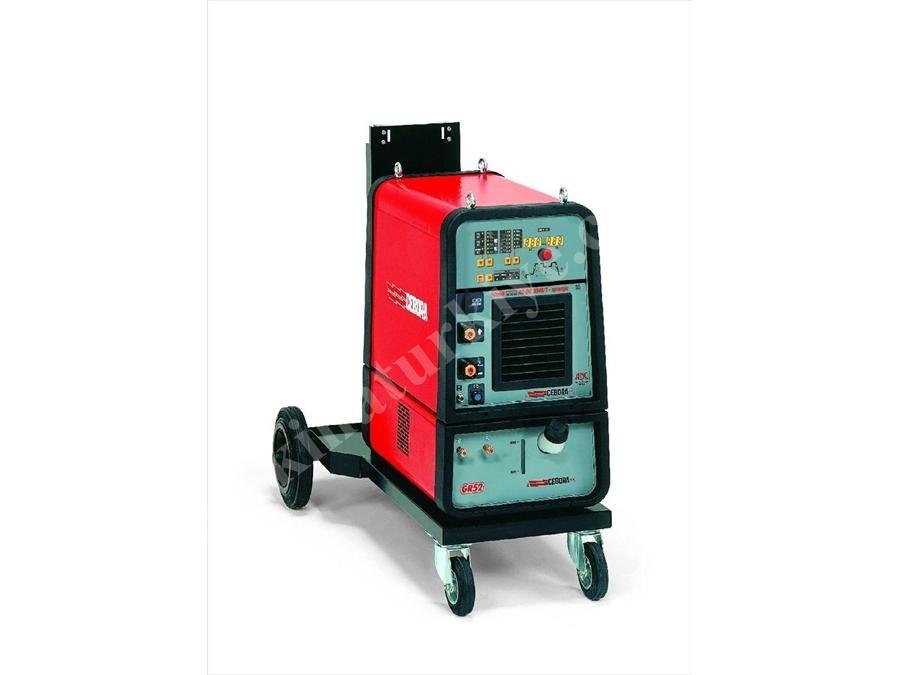 İnvertör Tip Tıg Ac/Dc Kaynak Makinesi / Cebora Tıg Sound Ac-Dc 3340/T
