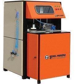 Otomatik Pnc Kontrollü 6 Bıçaklı Köşe Temizleme Makinesi / Şenel Makina Kt