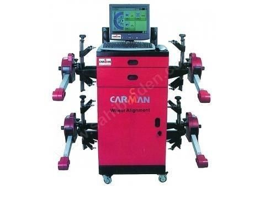 Rot Ayar Makinesi / Carman Ca 5000