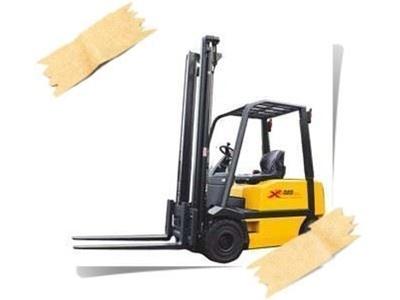 2 Ton Dizel Forklift Makinesi / Om Xd20