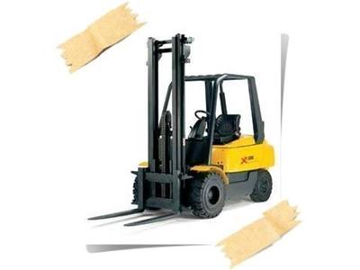 3 Ton Dizel Forklift Makinesi / Om Xd 30