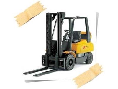 2,5 Ton Lpg'Li Forklift Makinesi / Om  Xd 25
