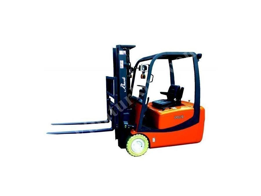 1,8 Ton Akülü Forklift Makinesi Baoli CPDS 18