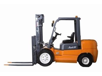 3,5 Ton Dizel Forklift Baoli CP CD 35