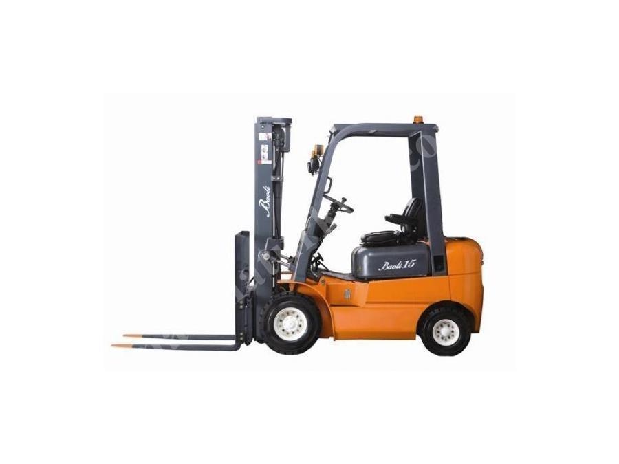 1,5 Ton Dizel Forklift Baoli CP CD 15