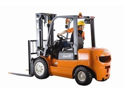 Dizel Forklift 3 Ton / Baoli Cpcd30s