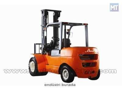 5 Ton Dizel Forklift / Baoli Cpcd50