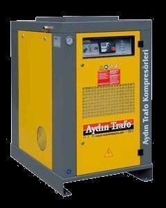 Vidalı Hava Kompresörler  / Aydın Trafo Atv-4
