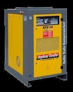 Vidalı Hava Kompresörü  / Aydın Trafo Atv-15
