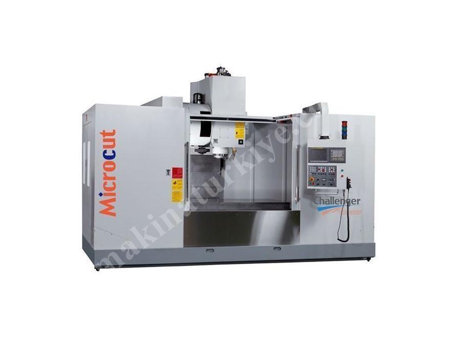 Cnc Dik İşleme Merkezi / Microcut  Challenger Vmc-1600f
