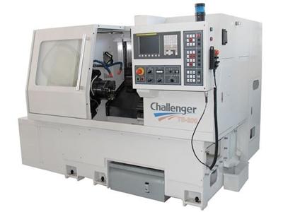 Lineer Rulman Kızaklı, Eğik Bankolu Cnc Torna Tezgahı / Microcut Challenger Ts-200