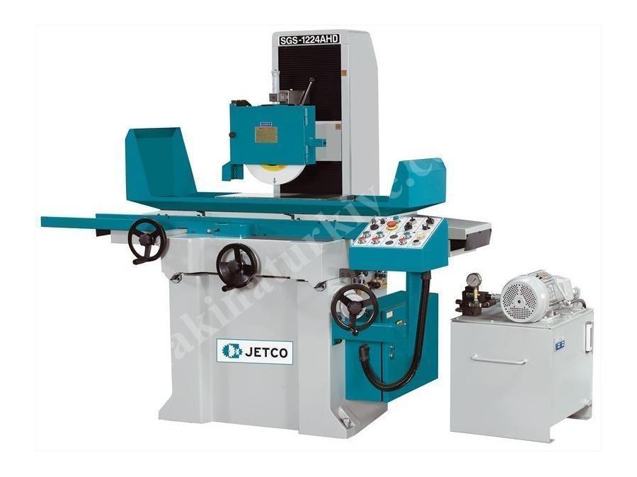 Satıh Taşlama Makinesi ( 300 X 600 Mm )