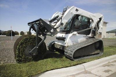 Paletli Mini Yükleyici / Bobcat T300h