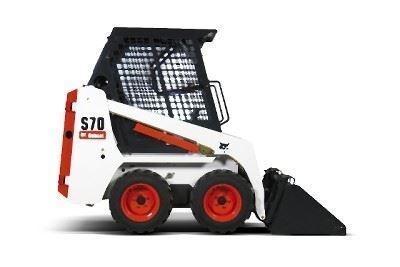 Mini Yükleyici / Bobcat S70