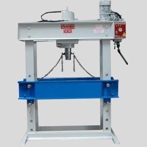 Hidrolik Motorlu Gezer Tip Kollu Pres / Hidroliksan 120 Ton