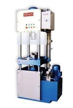 Hidrolik Rotil Sıvama Pres / Hisan Rsp1